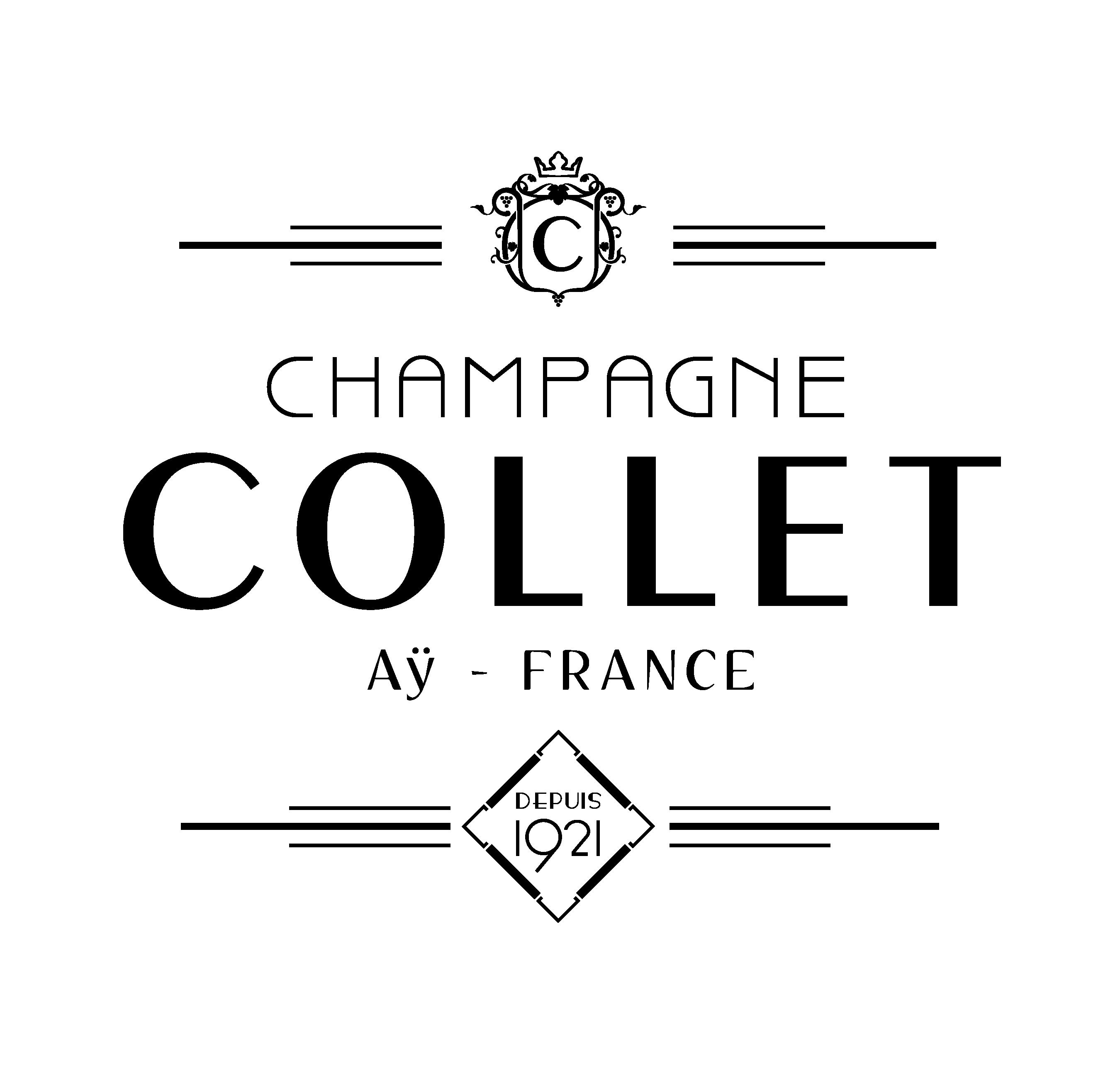 Champagne Collet logo