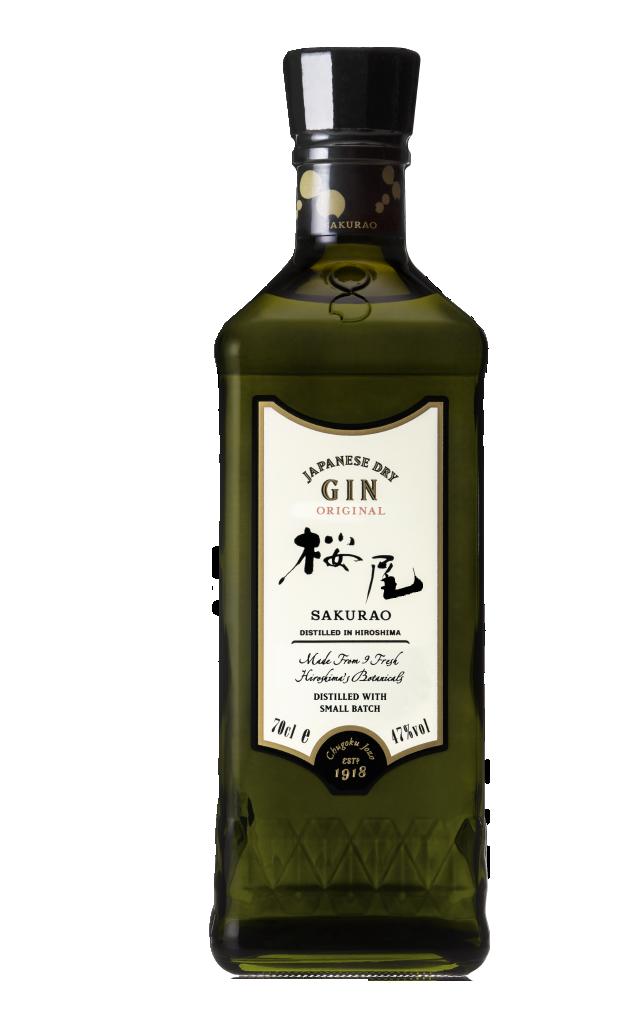 Sakurao Gin Japonais
