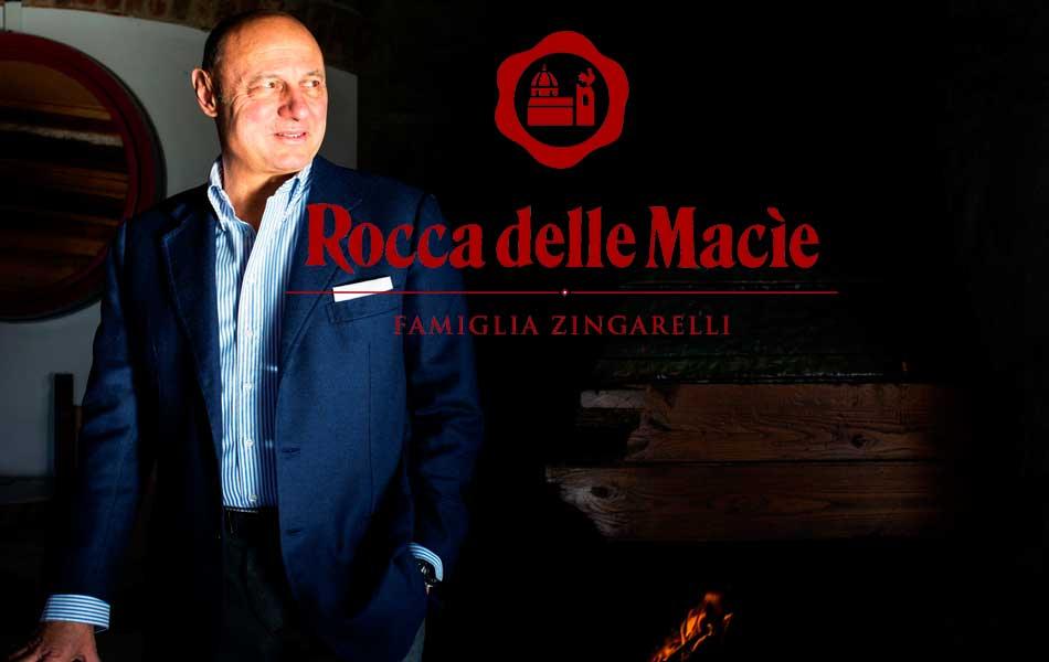 Sergio Rocca delle Macìe